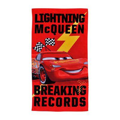 Toalla Playa Cars Record 70x140