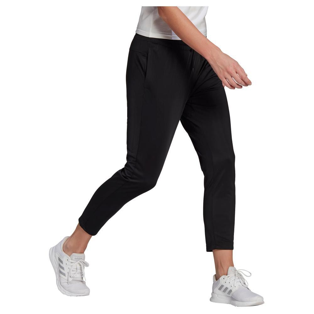 Calza Mujer Adidas Essentials Regular Tapered Open Hem 7/8 image number 0.0