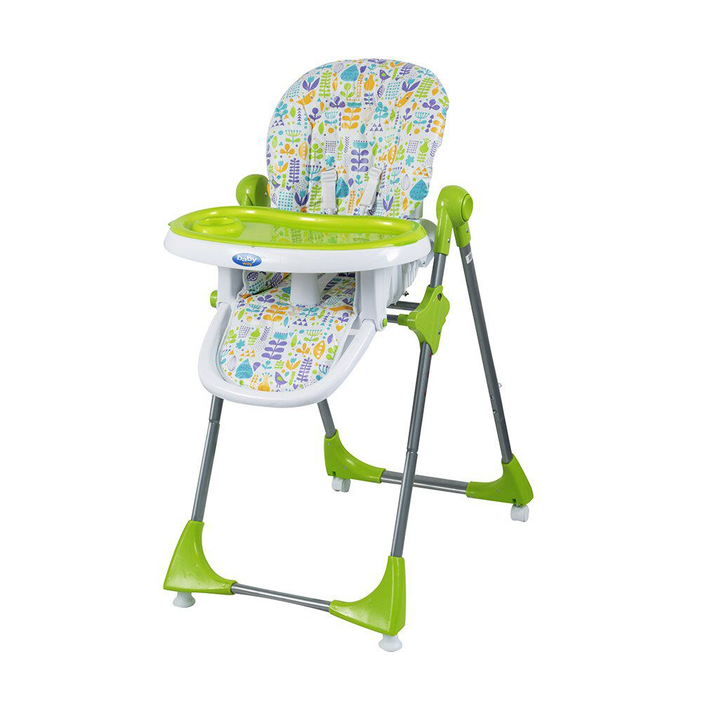 Silla De Comer Baby Way Bw-814G18 image number 0.0