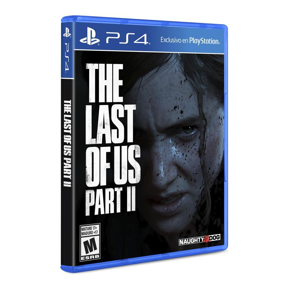Juego Ps4 Sony The Last Of Us Part Ii image number 1.0
