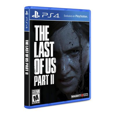 Juego Ps4 Sony The Last Of Us Part Ii