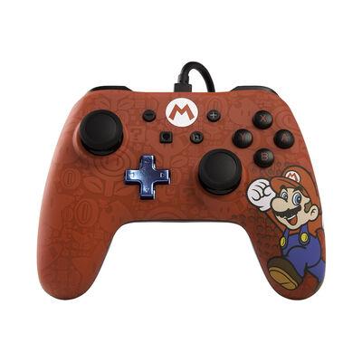 Control Nintendo Wired Controller Super Mario