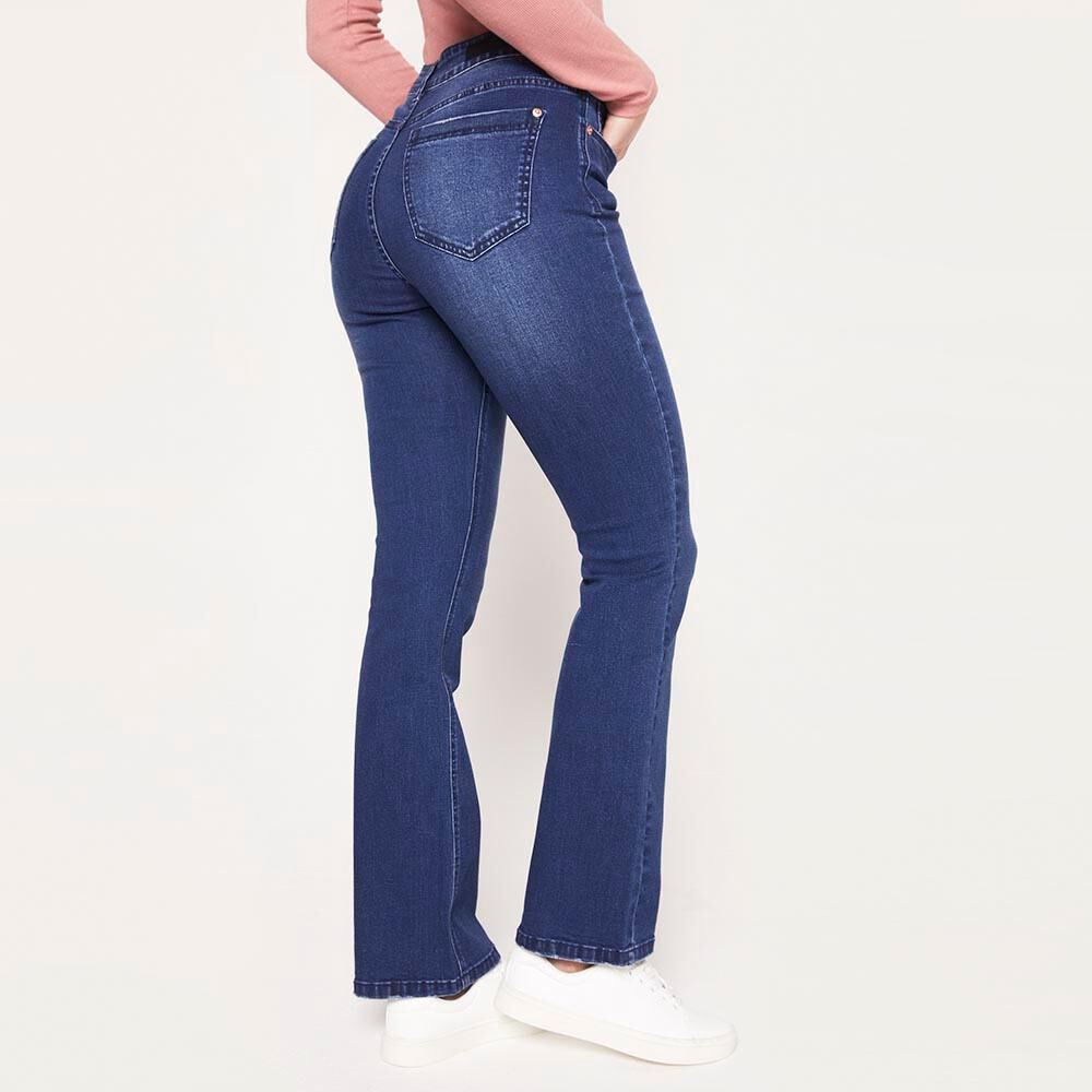 Jeans  Mujer Kimera image number 2.0