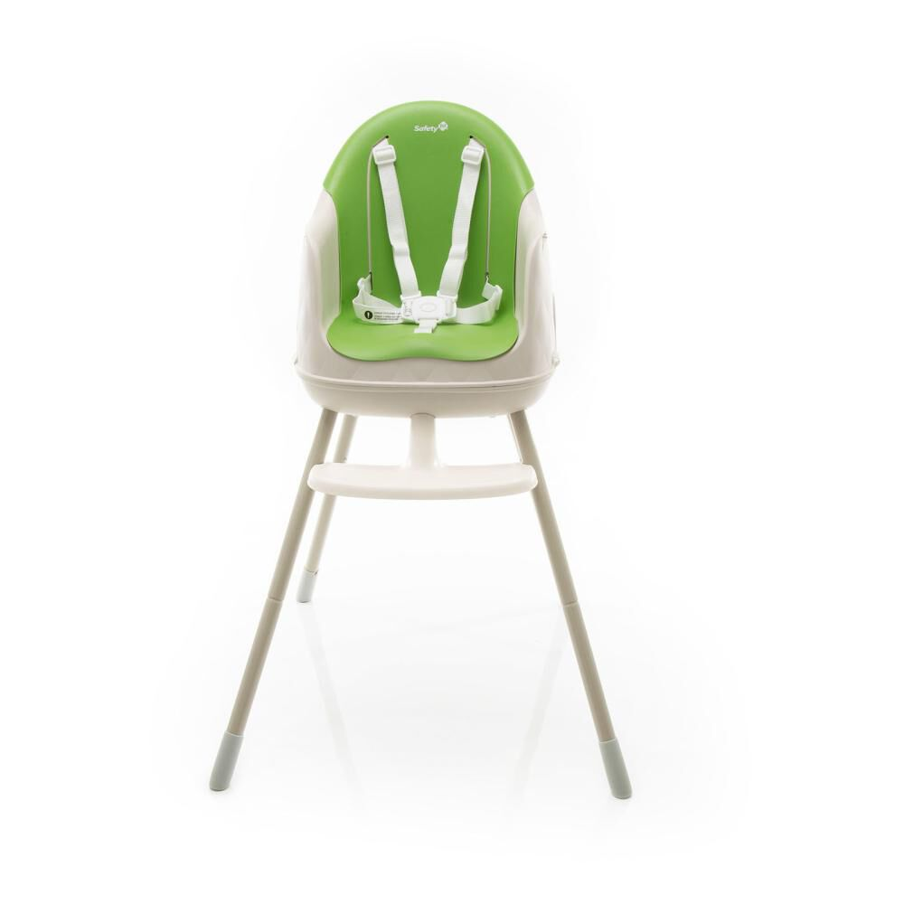 Silla De Comer Safety Jelly Green image number 3.0