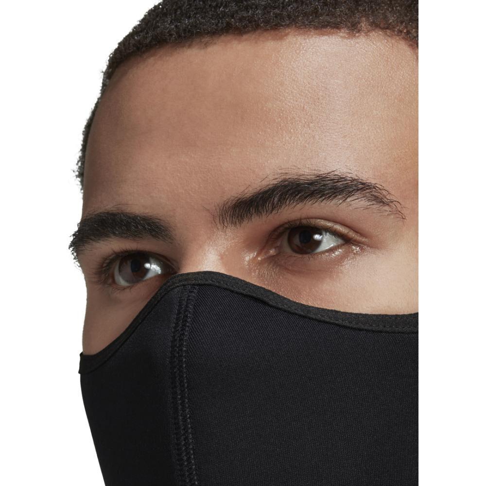 Mascarilla Protectora Hombre Adidas M/l / Pack X3 image number 4.0