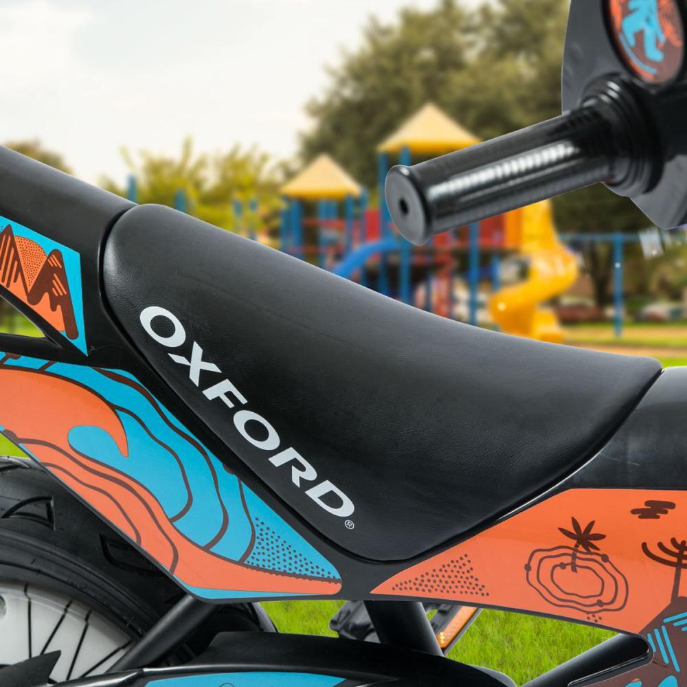 Bicicleta Infantil Oxford Motobike Aro 12 image number 4.0