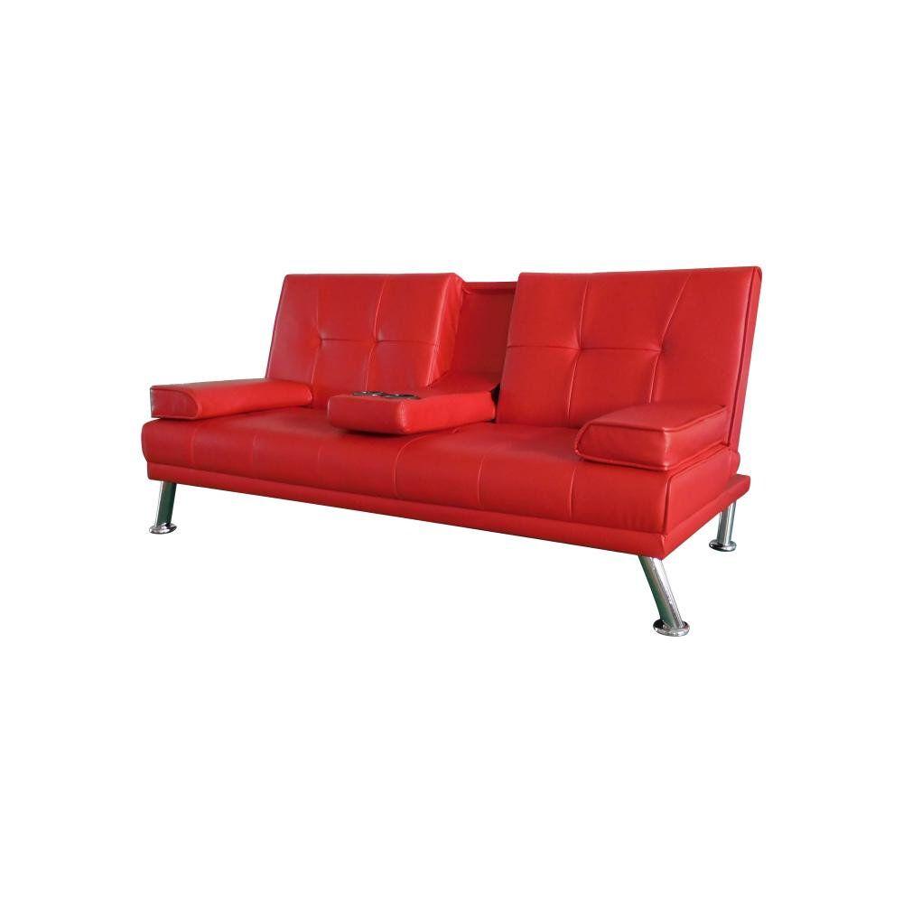 Futon Idetex Lounge / 3 Cuerpos image number 1.0