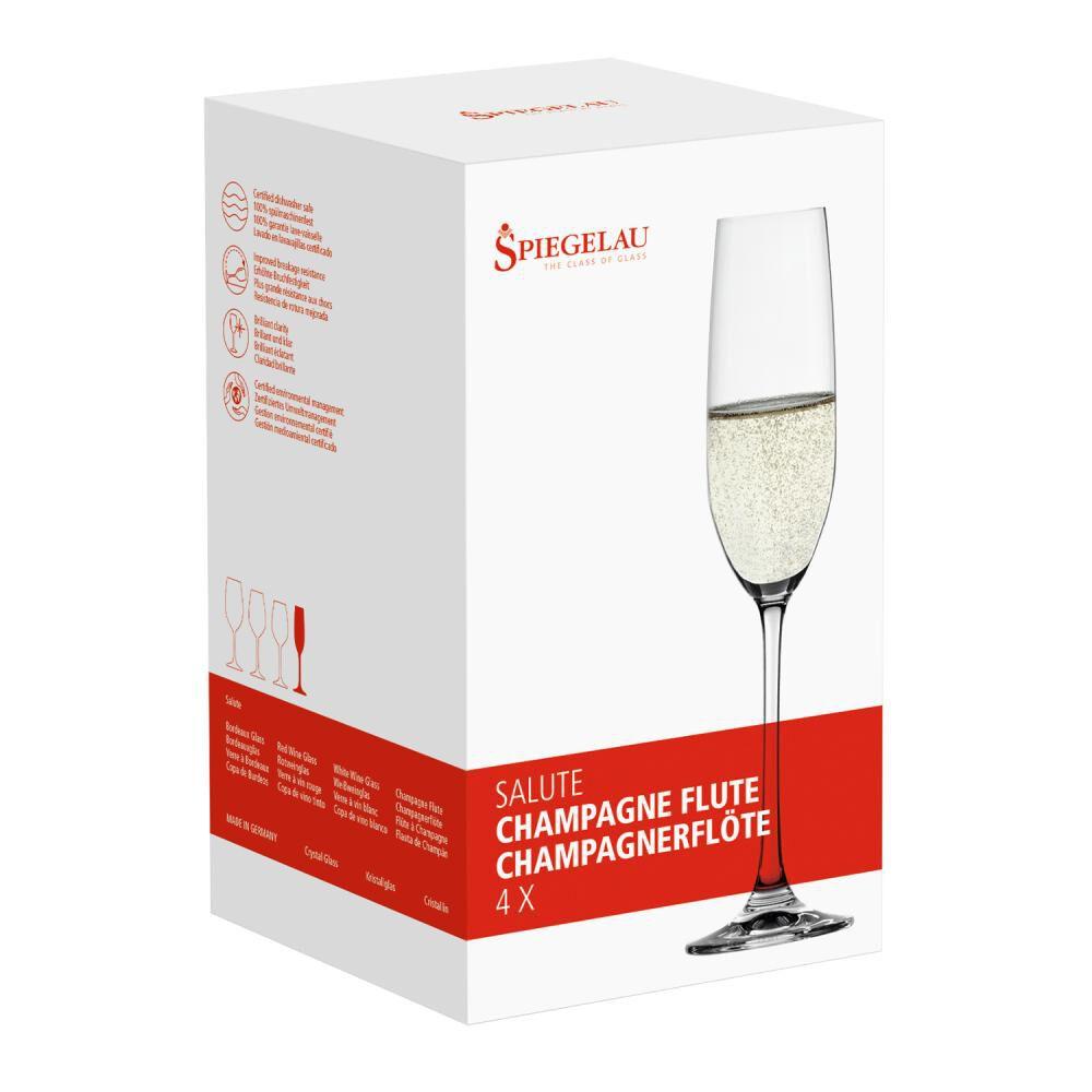 Set De Copas Spiegelau Salute Champagne / 4 Piezas image number 2.0