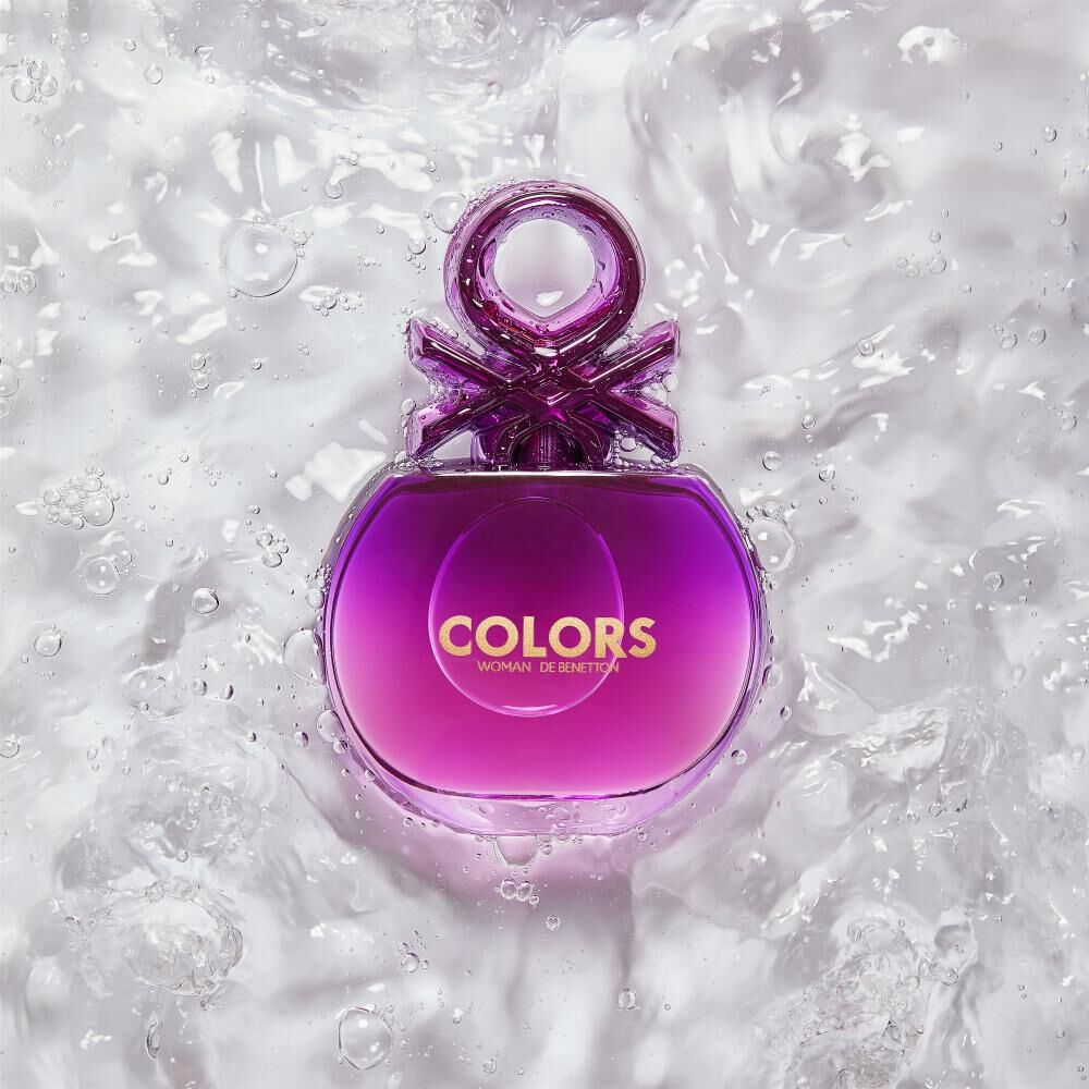 Perfume Colors Purple Woman Benetton / 50 Ml / Edt image number 8.0