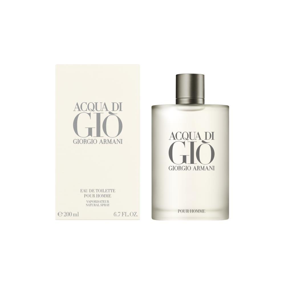 Perfume Giorgio Armani Acqua Di Gio / 200 Ml / Edt image number 3.0