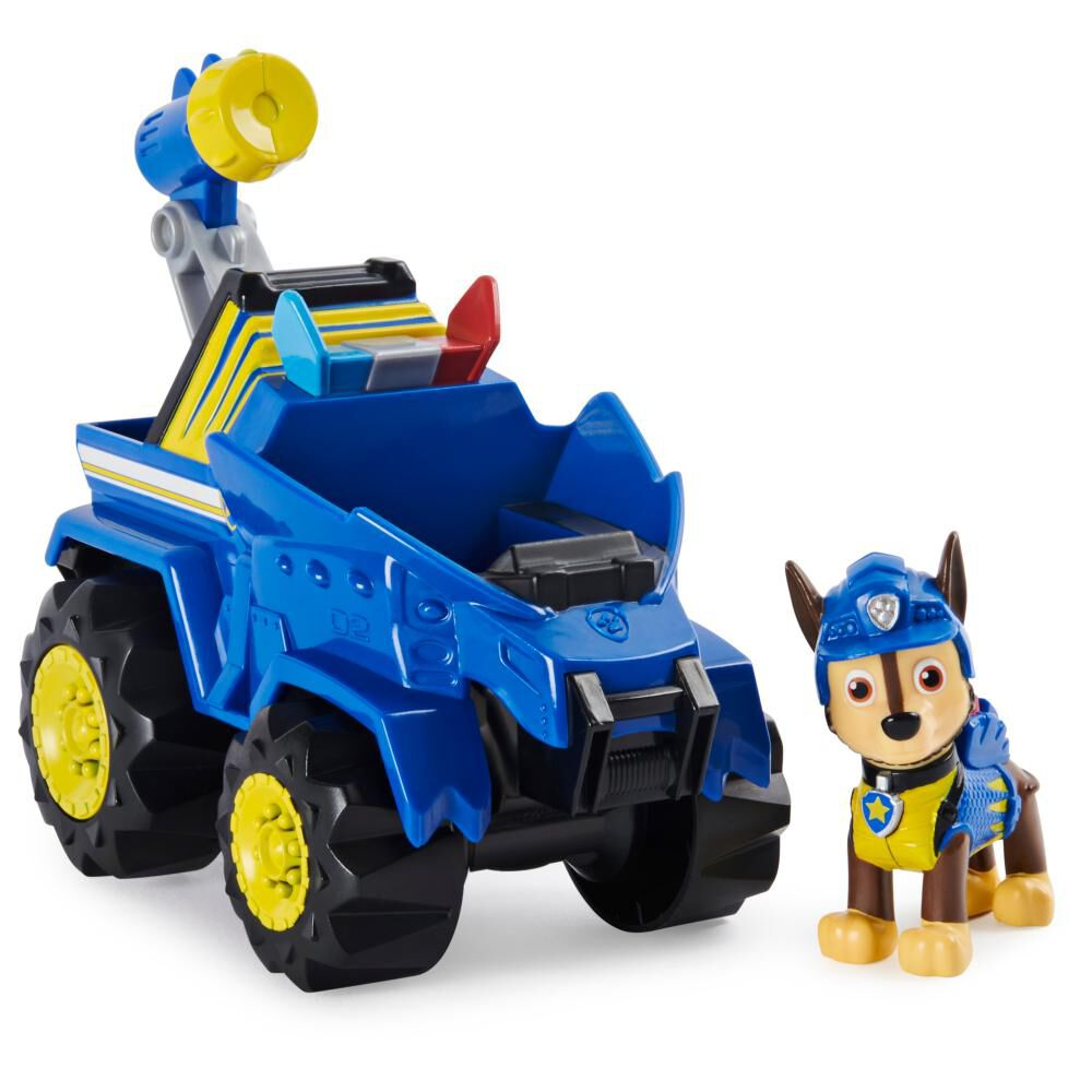 Figura Paw Patrol Chase Vehículo image number 4.0