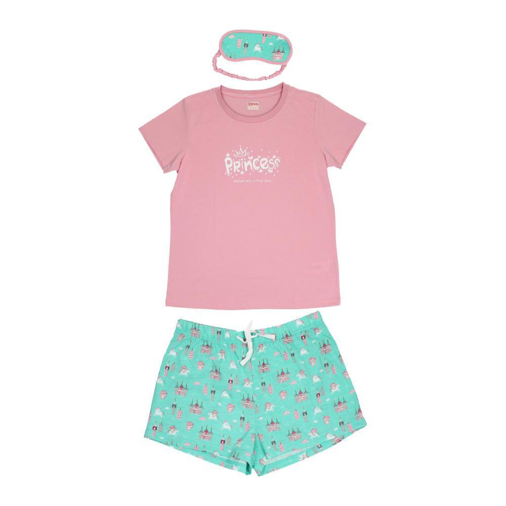 Pijama Niña Topsis image number 3.0