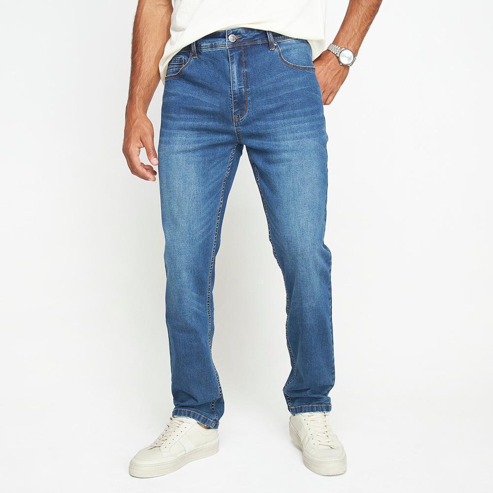 Jeans Hombre Az Black image number 0.0