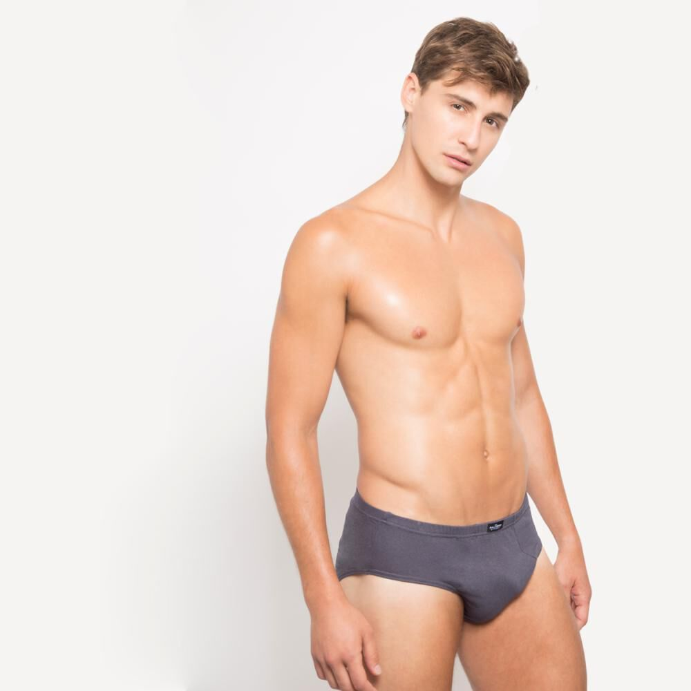 Pack Slips Clásico Hombre Palmers / 5 Unidades image number 3.0