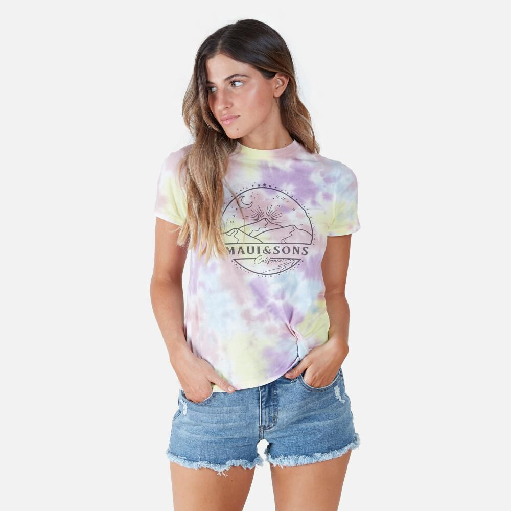 Polera Mujer Maui And Sons image number 0.0