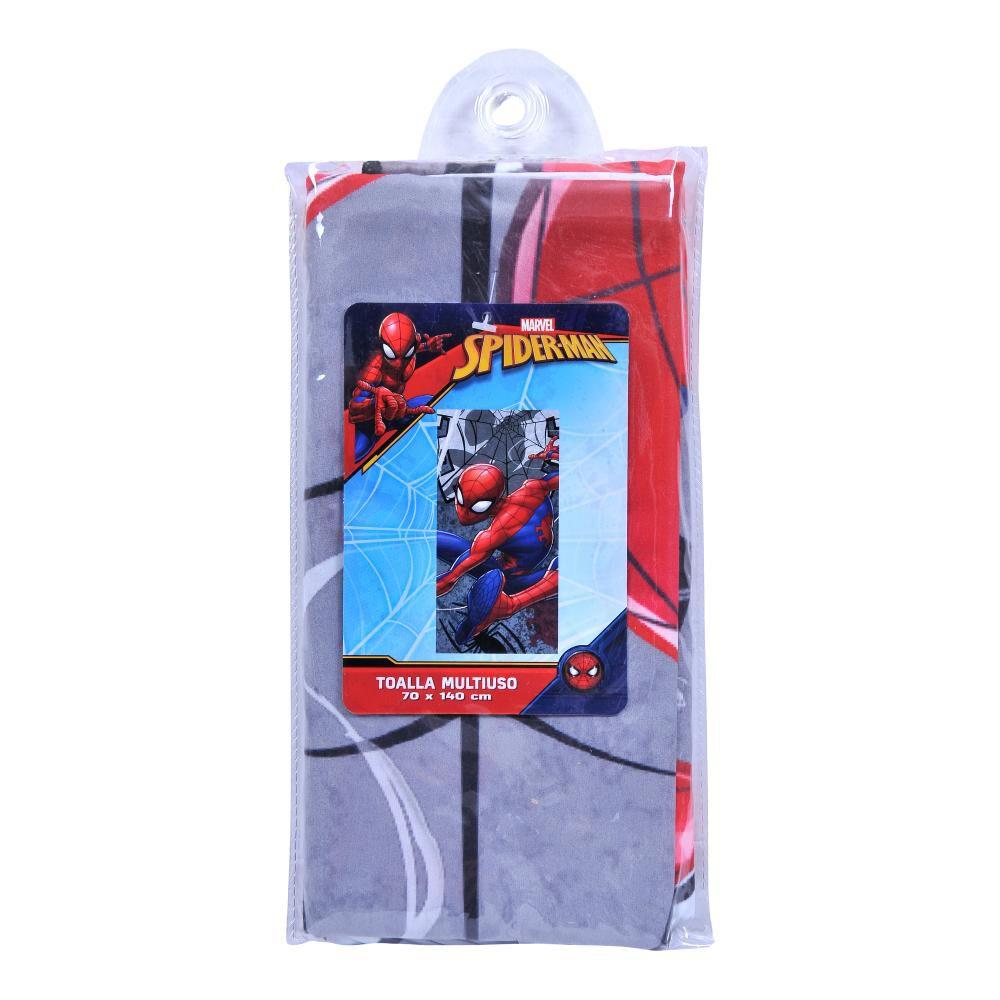 Toalla Playa Disney Spiderman Web image number 2.0
