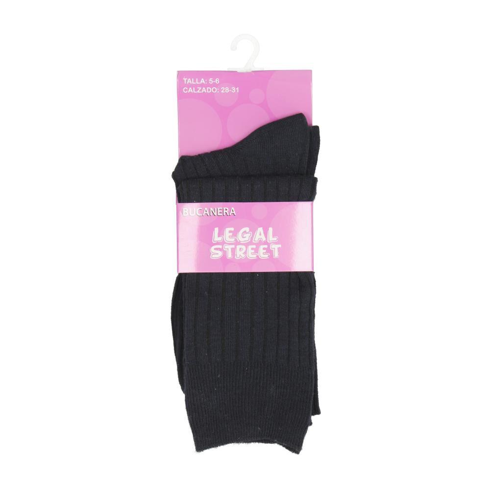 Calcetines Escolar Unisex Legal Street image number 0.0