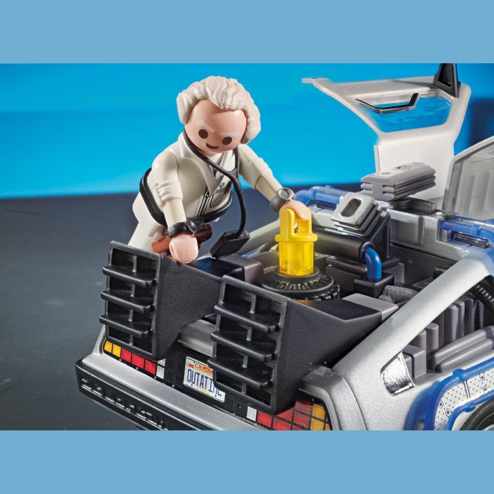 Auto Playmobil Volver Al Futuro image number 4.0