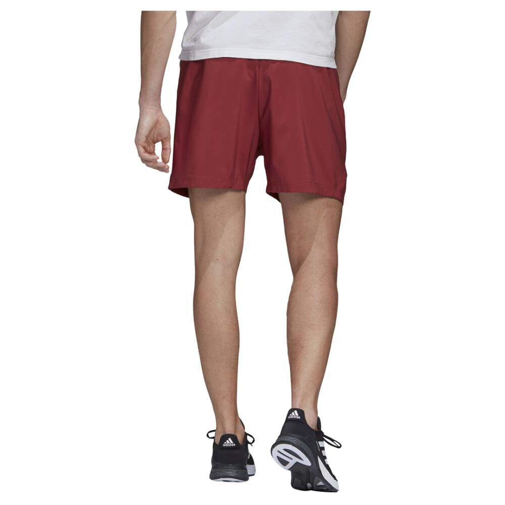 Short Deportivo Hombre Adidas Essentials Plain Chelsea image number 3.0