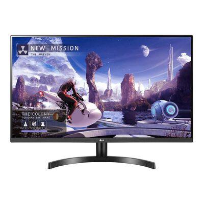 "Monitor Lg IPS / QHD / HDMI / DISPLAY PORT / 32"""