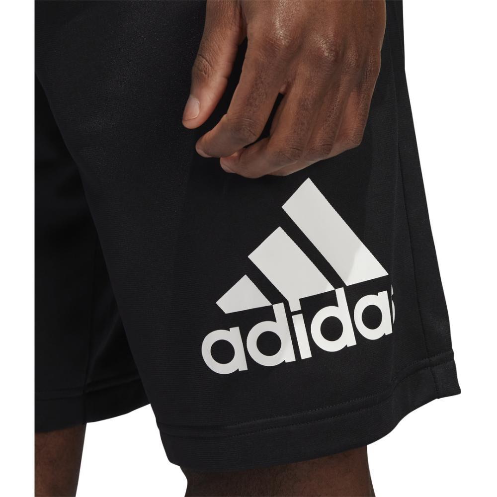 Short Deportivo Unisex Adidas Knit Logo image number 4.0