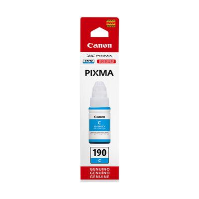 Tinta Canon Gi-190 Cyan / 70 Ml