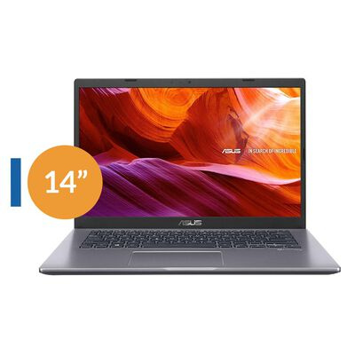 Notebook Asus M409Da-Ek107T / Amd Quad Core R5 / 8 Gb Ram  / Amd Radeon R5  / 256 Gb / 14