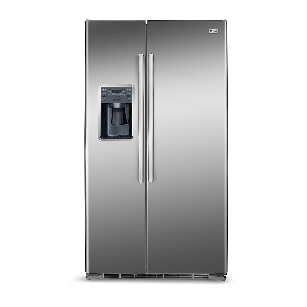 Refrigerador Side By Side GE GRC22LFKFSS / No Frost / 549 Litros image number 0.0