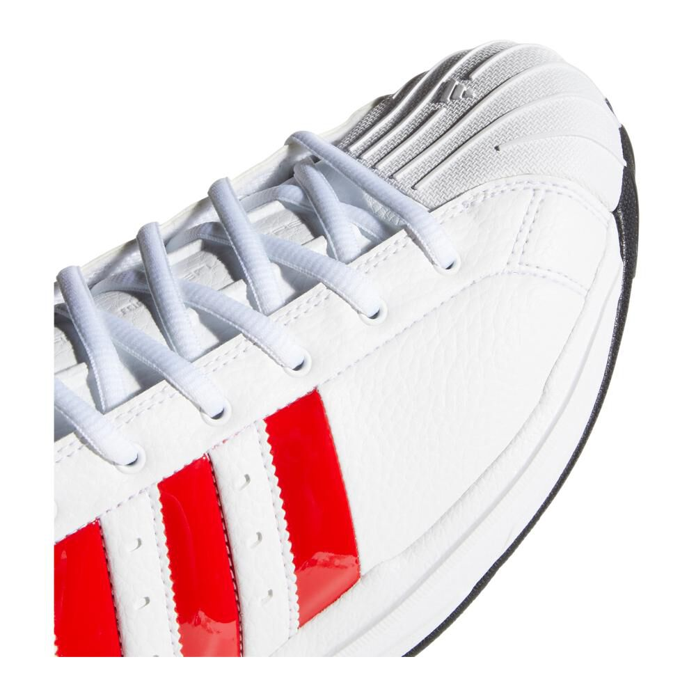 Zapatilla Basketball Hombre Adidas Pro Model 2g Low image number 5.0