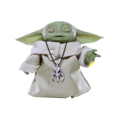 Star Wars Baby Yoda Animatronic Edition Con Más De 25 Sonidos Y Movimientos - Juguete The Mandalorian