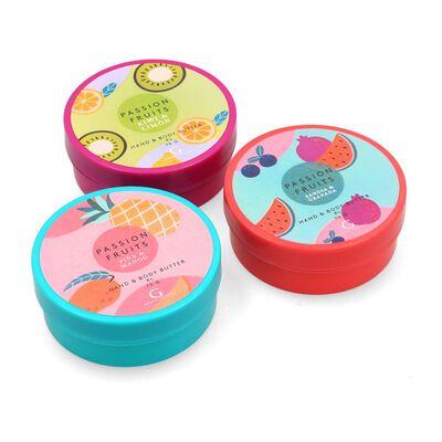 Pack Cremas Passion Fruit Geeps Secret