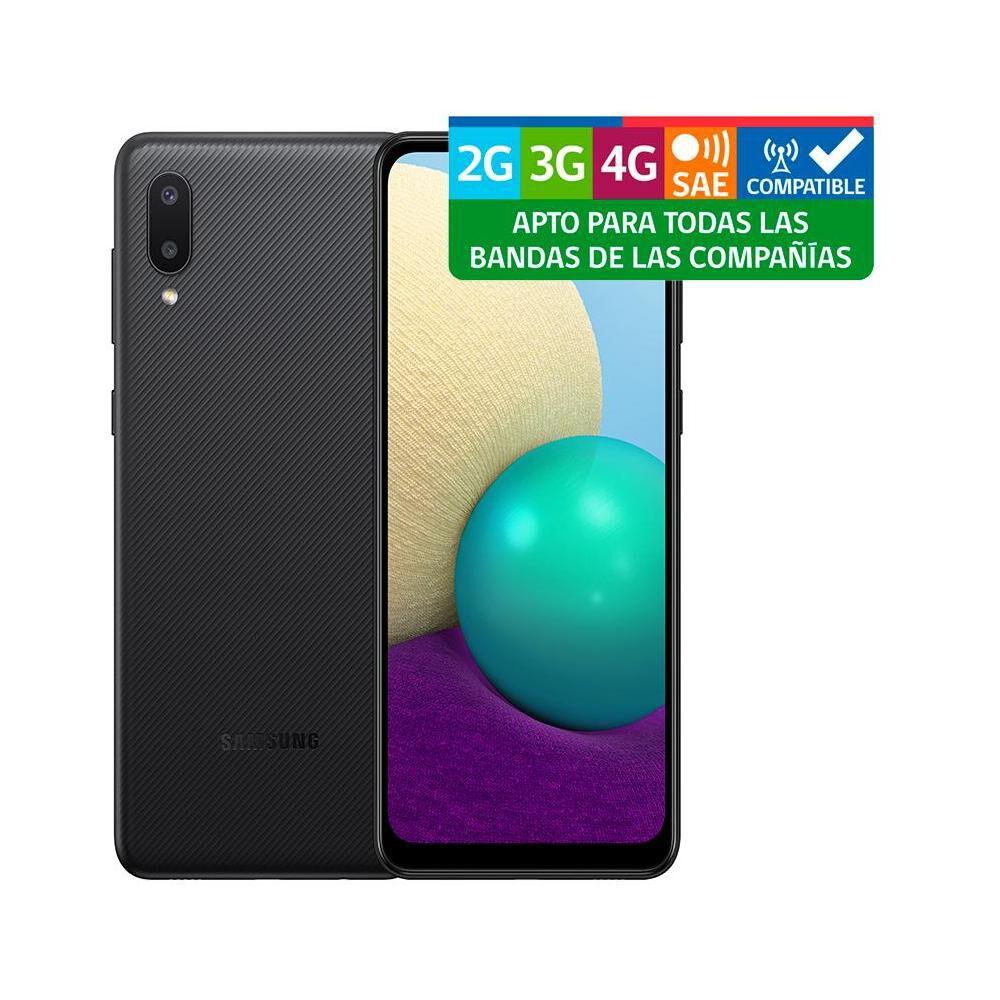Smartphone Samsung A02 / 32 Gb / Liberado image number 9.0