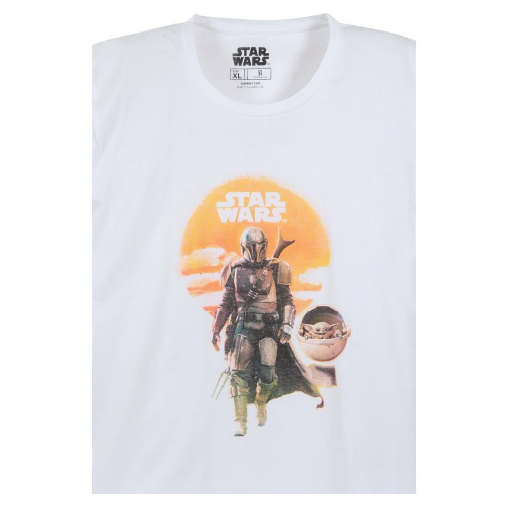 Polera Hombre Star Wars image number 2.0