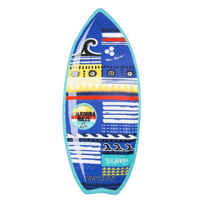 Toalla Playa Surf American Family