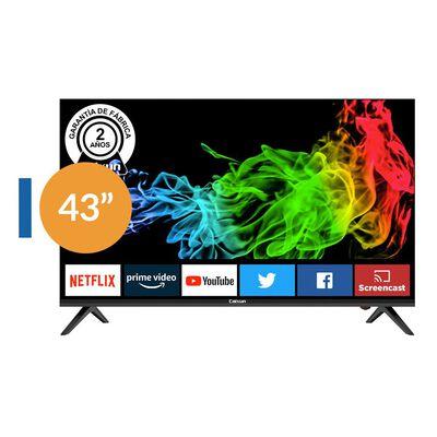 "Led Caixun Cs43s1usm / 43"" / Ultra Hd / 4k / Smart Tv"