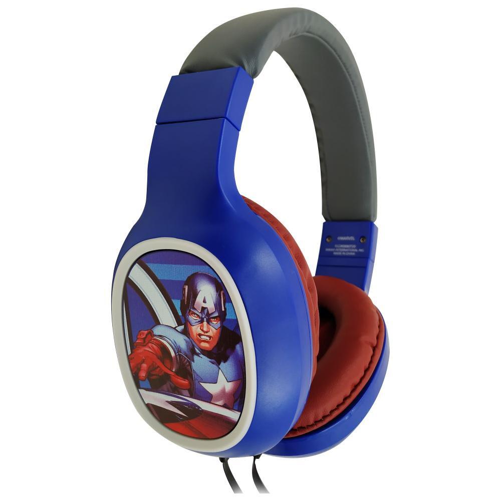 Audífonos Disney Capitán América image number 0.0