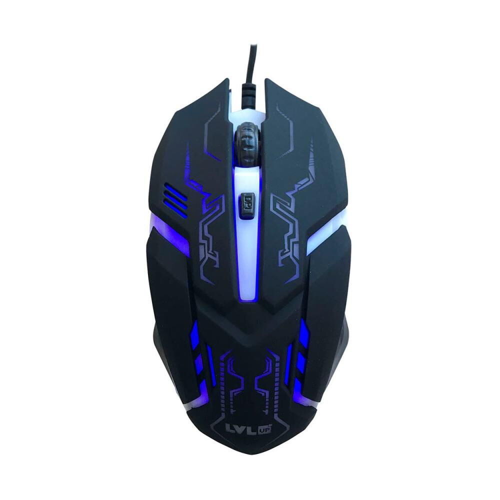 Mouse Gamer Lvlup Lu737 image number 4.0
