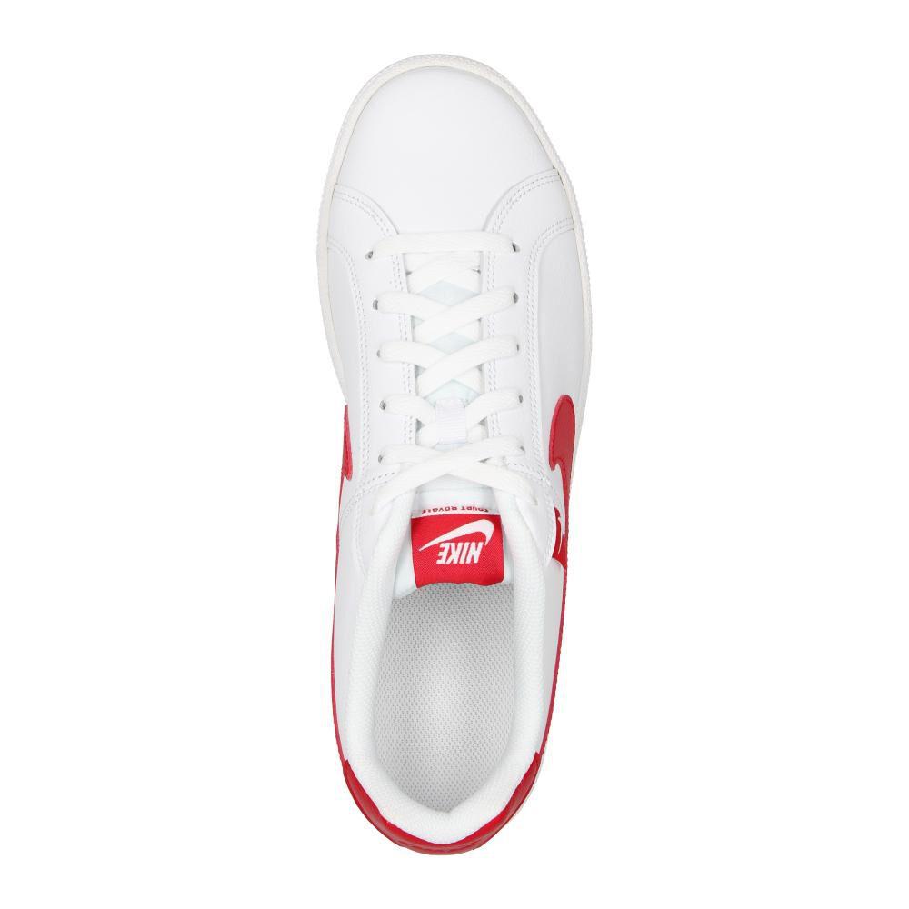 Zapatilla Urbana Unisex Nike Court Royale Tab image number 3.0