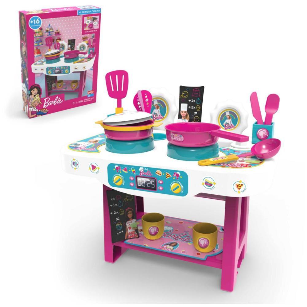 Juego De Rol Barbie Mi Primera Cocina image number 0.0