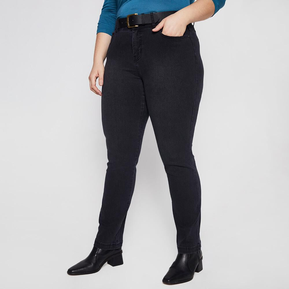 Jeans Mujer Tiro Medio Skinny Sexy Large image number 0.0