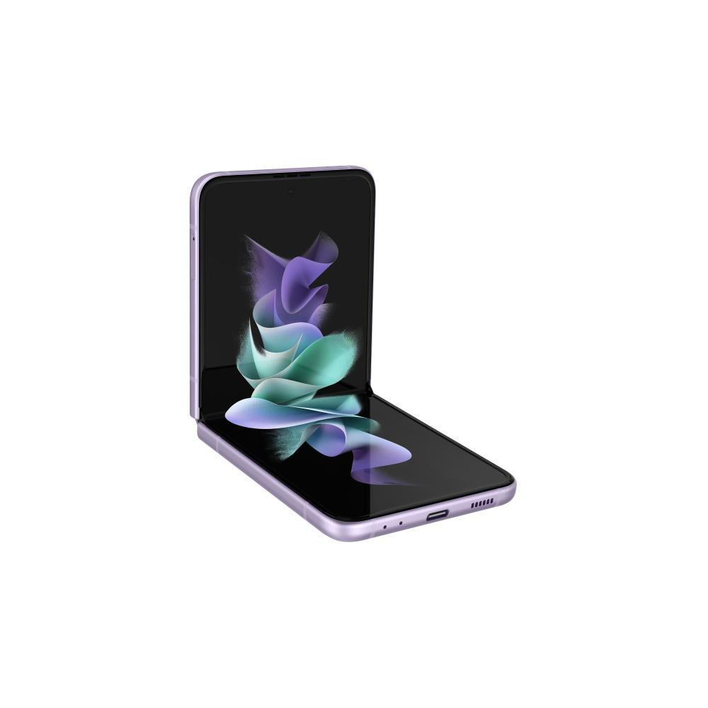 Smartphone Samsung Galaxy Z Flip 3 Violeta / 128gb / Liberado image number 1.0