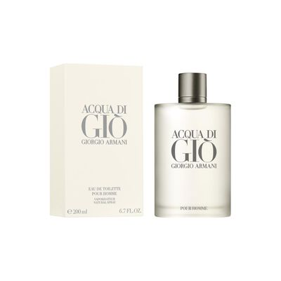 Perfume Giorgio Armani Acqua Di Gio / 200 Ml / Edt