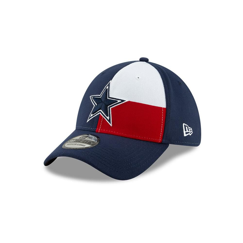 Jockey New Era 3930 Dallas Cowboys image number 0.0
