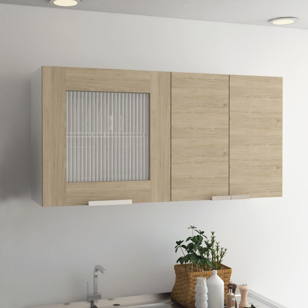 Mueble De Cocina Casaideal Fendi / 3 Puertas image number 4.0