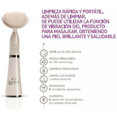 Limpiador Facial Gama Cleaning Brush Mini