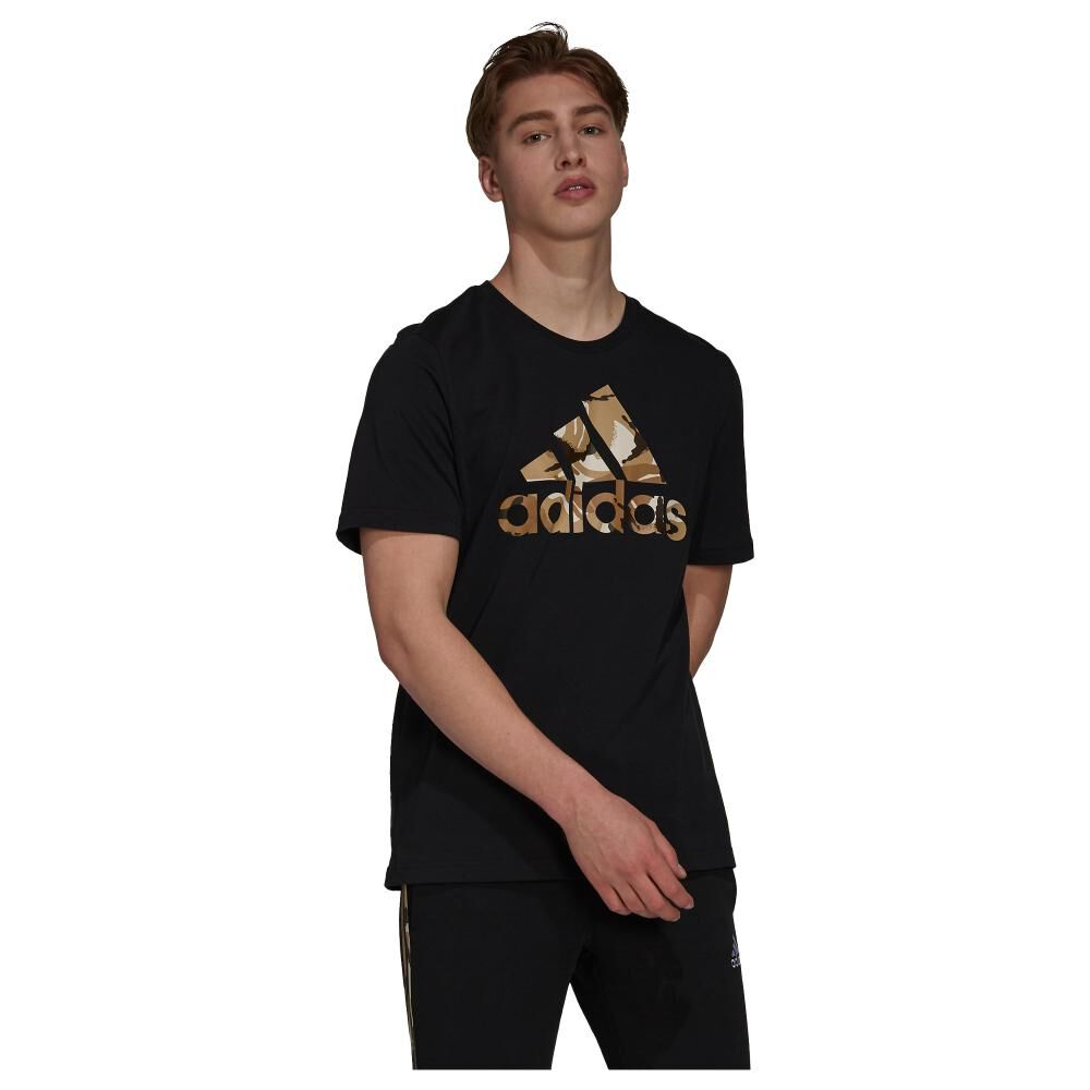 Polera Hombre Adidas Essentials image number 0.0