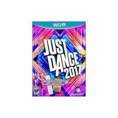 Juego Nintendo Wiiu Just Dance 2017