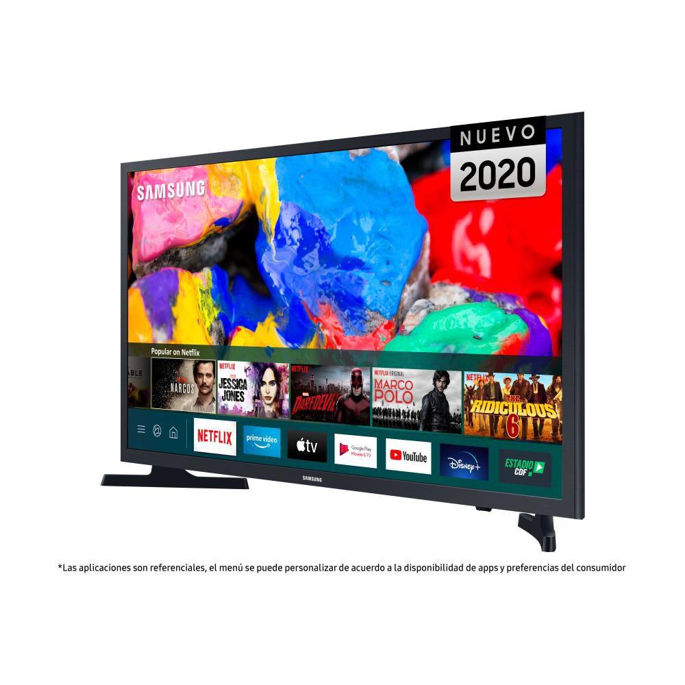 """Led Samsung T4300 / 32"""" / HD / Smart Tv 2020 image number 2.0"""