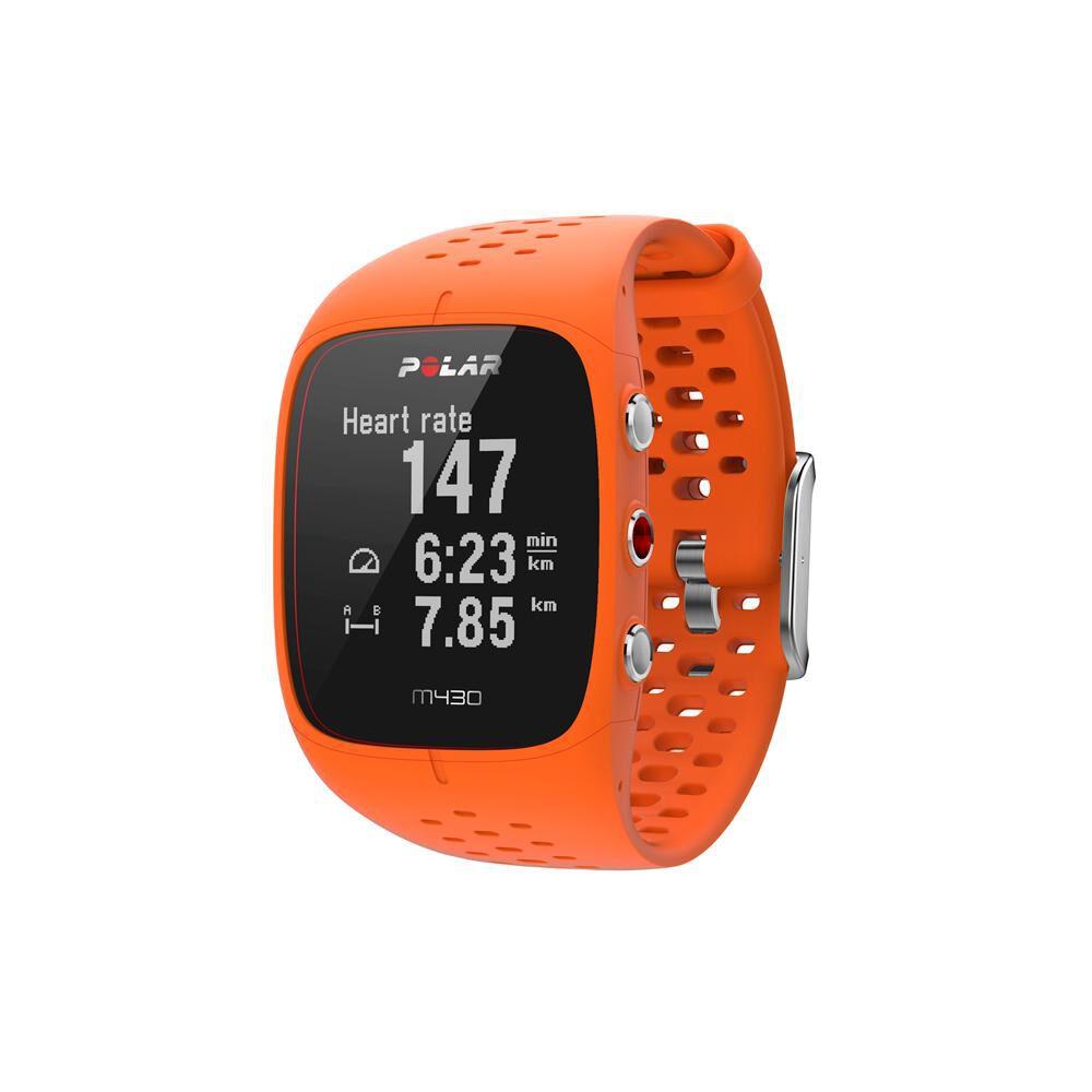 Smartwatch Polar M430  Naranjo image number 1.0
