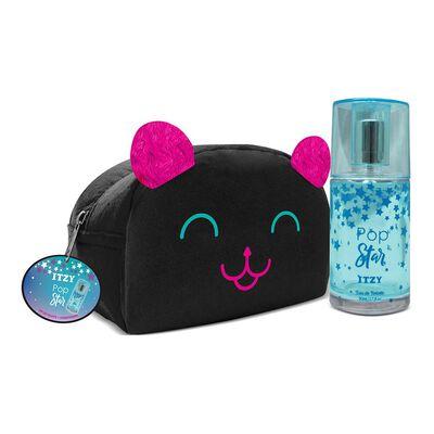 Perfume Mujer Pop Star Itzy / 50 Ml / Eau De Toilette + Cosmetiquero